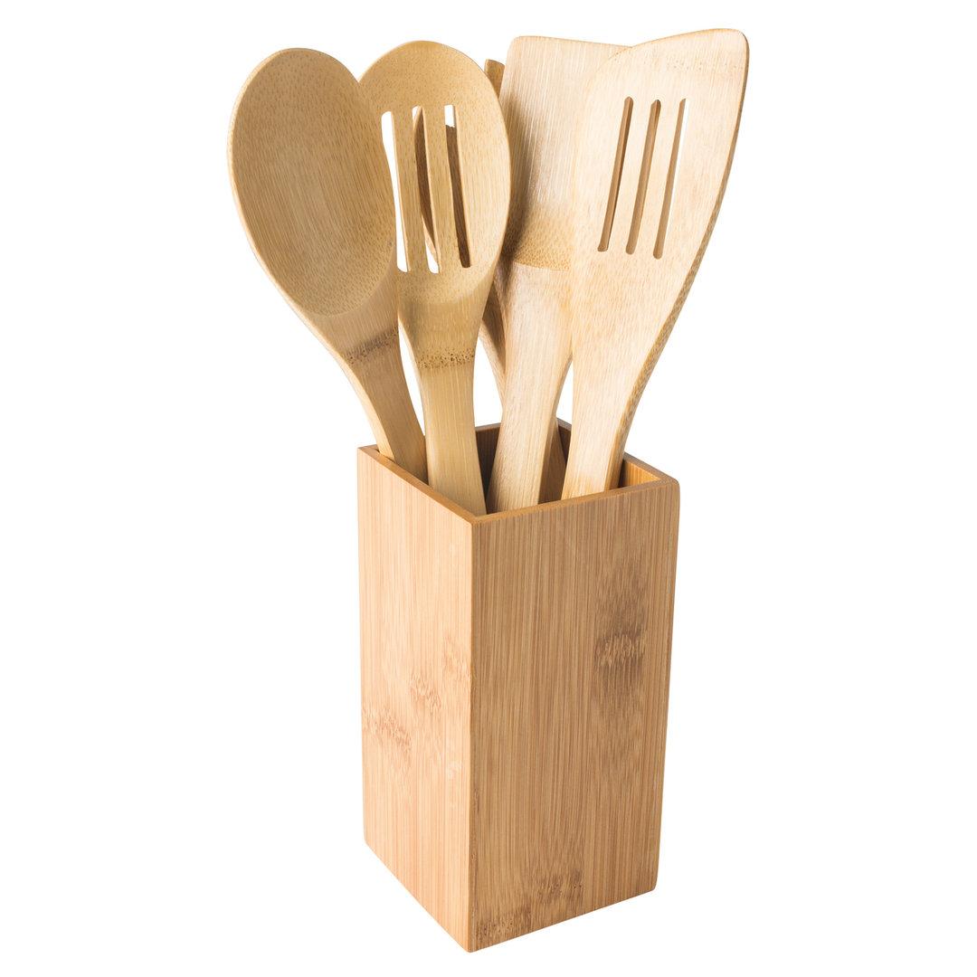 Groß Küchenutensilien Gesetzt Bilder - Küchenschrank Ideen ...